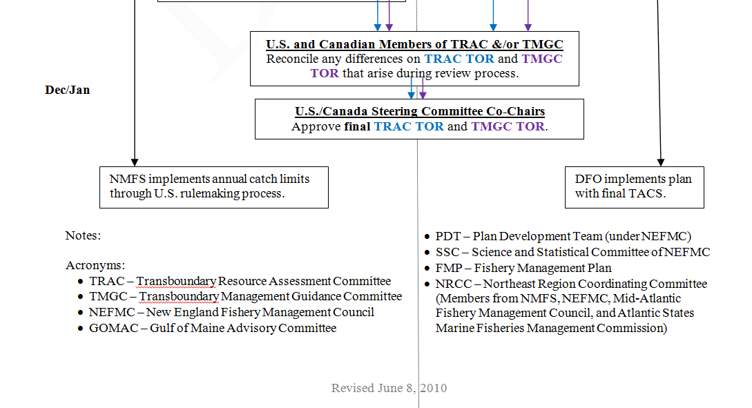 tmgc process part 3 of 3 - Documentation Review Process
